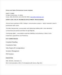 monster com resume templates 8 sample sales assistant resumes free sample example format