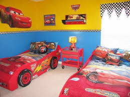 boys bedroom paint ideas pretty yellow and blue wall painted little boys bedroom added cars