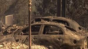 California Wildfire Dateline by Two Dead In California Erskine Wildfire Near Sierra Nevada