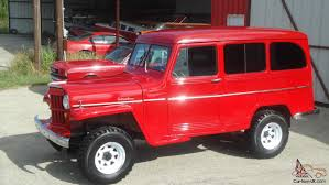 jeep wagon for sale willis jeep wagon 4x4 restored