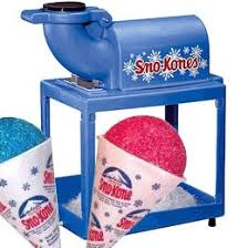 sno cone machine rental concession rentals for events and