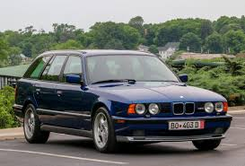 1993 bmw m5 touring for sale on bat auctions sold for 56 000 on