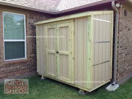 fancy lean to storage sheds storage sheds galleries wenxing