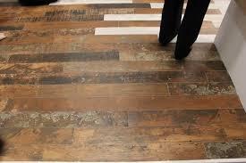 wood floor vs ceramic wood look tiles our meeting rooms