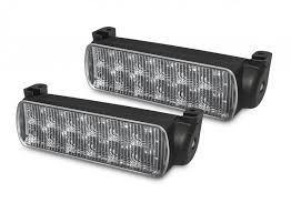 led daytime running lamps rectangular ece