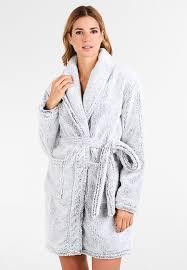 robe de chambre peluche femme peignoirs femme tous les articles chez zalando