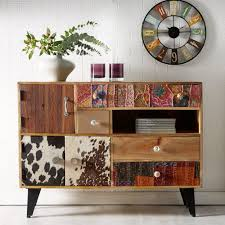 Reclaimed Sideboard Cool Reclaimed Wood Sideboard The Character Reclaimed Wood