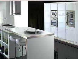 exemple cuisine avec ilot central modele de cuisine avec ilot cuisine central modele cuisine equipee