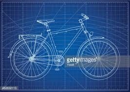 blueprint of the reducing gear vector art getty images