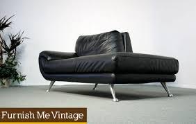 Chaise Lounge Leather Black Leather Sofa Chaise Lounge Centerfieldbar Com