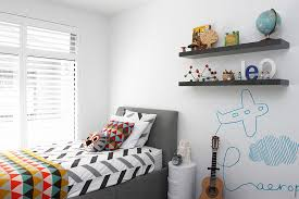 How To Design And Decorate Kids Rooms - Shelf kids room