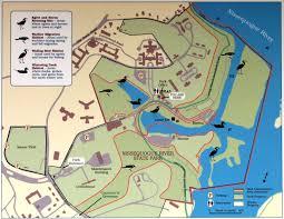 Florida State Parks Map Striperonline