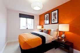 deco chambre orange conseils déco une chambre à coucher orange bricobistro