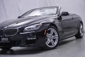 pre owned 6 series bmw pre owned 2014 bmw 6 series 640i xdrive convertible in warrenville