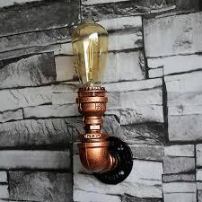 Schlafzimmer Lampe Vintage Aliexpress Com Steam Punk Loft Industriellen Eisen Rost Wasser