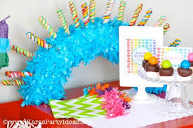 Rainbow Themed Birthday Favors by Kara S Ideas Rainbow Themed Birthday Kara S