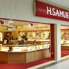 h samuel jewellery 7 7a level city centre manchester