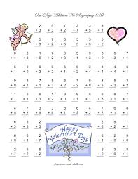 valentine worksheet free worksheets library download and print