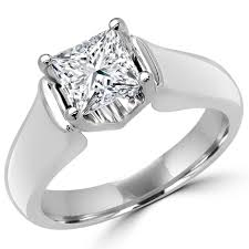 cathedral setting engagement ring bijoux majesty
