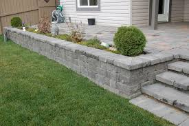 Patio Retaining Wall Pictures Retaining Wall Patio Design U2013 Outdoor Design