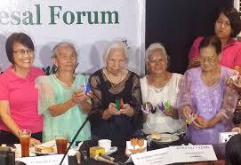 Japanese Comfort Women Stories In Philippines U0027comfort Women U0027 Have A Special Demand Women U0027s Enews