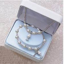 communion jewelry 49 best holy communion jewelry images on