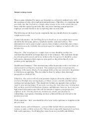 nursing resume objective exles objective for nursing resume resume badak