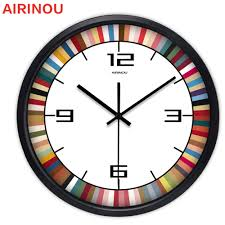 compare prices on rainbow wall clock online shopping buy low