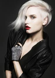 short hair one side and long other long short hairstyles gallery 2017