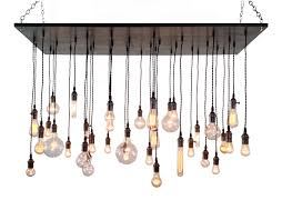 industrial chandelier rustic lighting modern chandelier edison