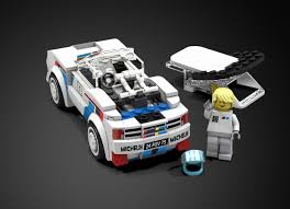 peugeot logo 2017 lego ideas peugeot 205 turbo 16 lego speed champions