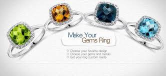 gemstones wedding rings images Voguegem customized jewelry gemstone jewelry engagement ring jpg