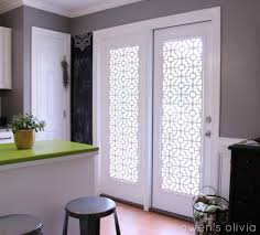 1000 images about french door window treatments on pinterest front