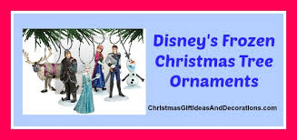 where to buy disney s frozen tree ornaments