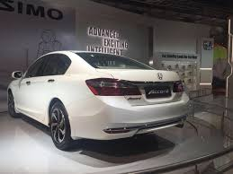 future honda accord honda cars at auto expo 2016 honda at delhi auto expo