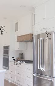 how to cut cabinets panels how to use filler panels with your ikea cabinets house
