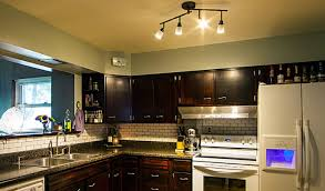 Track Lighting For Kitchen Ceiling 5 Led Kitchen Track Lighting Rituals You Should In