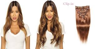 different types of hair extensions what are the different types of hair extensions hair