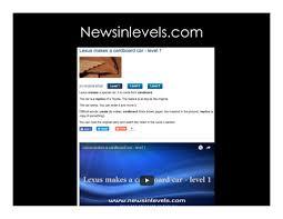 lexus slide website newsinlevels com