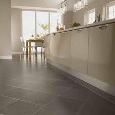 Kitchen Floor Tile Ideas by White Tile Kitchen Floor Home Design