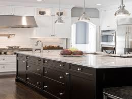 black island kitchen kitchen design white cabinets stainless appliances white 7893