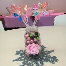 Table Centerpiece The 25 Best Sucker Centerpiece Ideas On Pinterest Candy Theme
