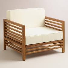 Occasional Armchairs Design Ideas Wood Praiano Outdoor Occasional Chair Resort Style Outdoor