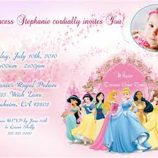 princess party invitation template cogimbo us