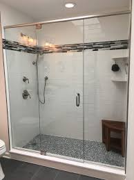 Bathtub Converted To Shower Converting A Tub To Shower For Better Accessibility Monk U0027s In Nj