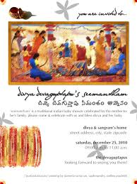 housewarming invitation wordings india aksharabhyasam invitation by ōviya design studio indian invites