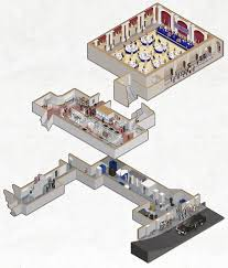 West Wing Floor Plan Infographic Anatomy Of A West Wing Walk And Talk
