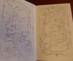 Map Of Kings Landing The Maps Of A Song Of Ice And Fire A Clash Of Kings Atlas Of