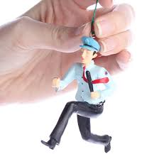 resin officer ornament department 56 ornaments