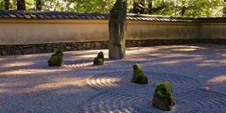 Japan Rock Garden sand and stone garden u2013 portland japanese garden